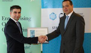 JTI - Uručenje certifikata Poslodavac Partner