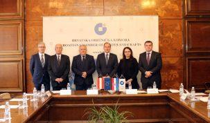 sastanak s predstavnicima Hrvatsko austrijske trgovinske komore