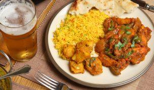Pivo i indijska hrana