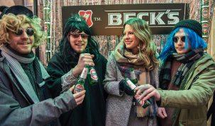 Lorna Baticic iz Zagrebacke pivovare i umjetnici Artuditu predstavili Beck'stories
