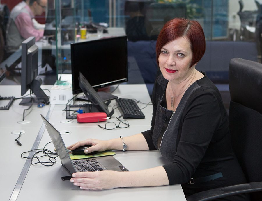 Mirjana Čusek Slunjski