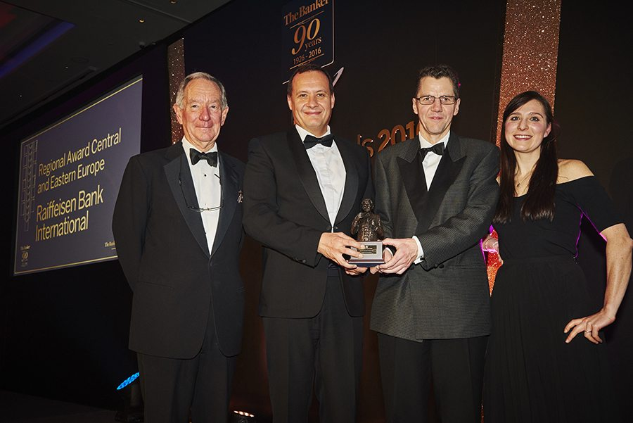 The Banker Award