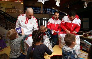 Crodux i hrvatski olimpijci donose djelić božićnog ugođaja u SOS Dječje selo