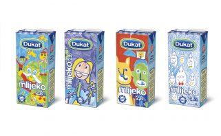 Ograniceno izdanje Dukat trajnog mlijeka