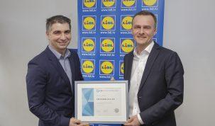 1-Lidl - Uručenje Certifikata Poslodavac Partner