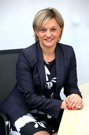 1-Sanela Dropulic, hrvatska poduzetnica i voditeljica Virtualnog zenskog poduzetnickog centra