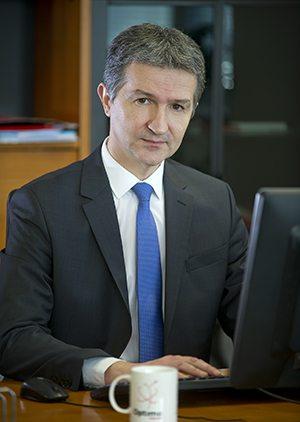 Predsjednik Uprave Optima Telekoma, Zoran Kežman