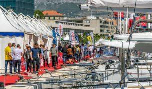 Croatia boat show