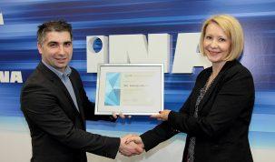 1-INA - Uručenje Certifikata Poslodavac Partner