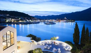 1-Port 9 - pogled iz hotela Liburnia
