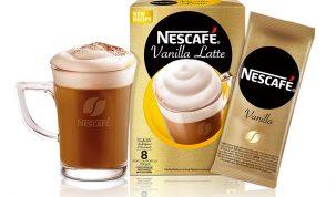 1-NESCAFÉ Cappuccino Vanilla