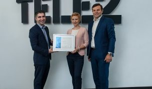 1-Tele2 - Dodjela Certifikata Poslodavac Partner
