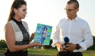 1Predsjednik Uprave Merkur osiguranja Dalibor Đurkan i Mila Horvat