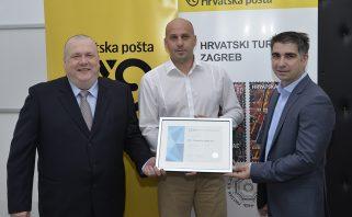 1-Hrvatska pošta - Uručenje Certifikata Poslodavac Partner