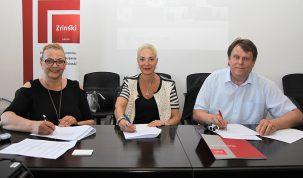 1-Potpisivanje, Ljiljana Kukec, Ema Culi, Ivica Katavić