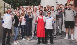 1-Podravkaši i hrvatski košarkaši