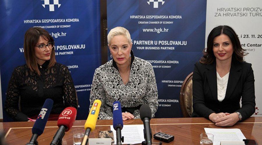 Martina Sokač Saraga, Ema Culi i Tomislava Ravlić