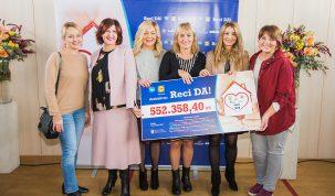 Humanitarna kampanja Reci DA!