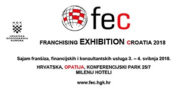FRANCHISING EXHIBITION CROATIA 2018