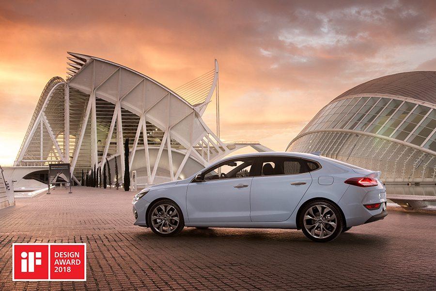 1-Hyundai Fastback iF Design Award