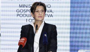 potpredsjednica Dalić