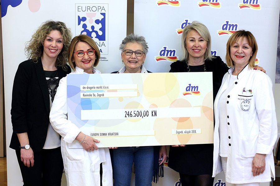 1-Donacija dm-a udruzi Europa Donna