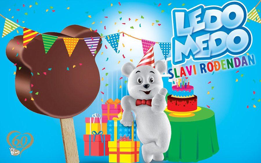 1-Ledo Medo Slavi rođendan