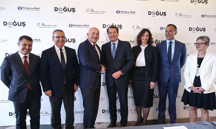 1-Predstavnici Dogus grupe i EBRD-a