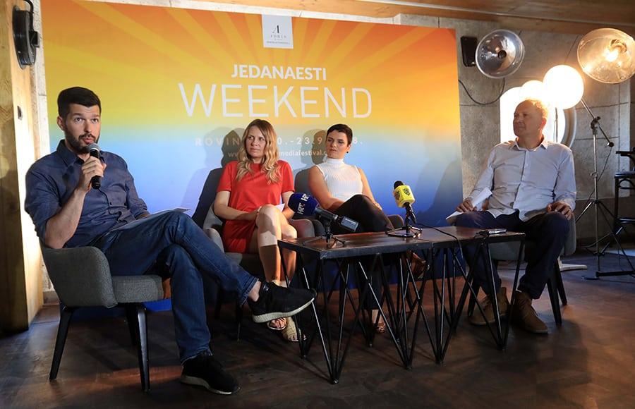 11.Weekend Media Festival