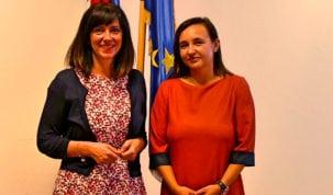 1-Ministrica Divjak i Monika Majstorović Tele2