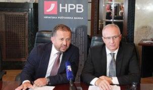 1-Tomislav Vuić, predsjednik Uprave HPB-a i Mato Filipović, predsjednik Uprave Jadranske banke