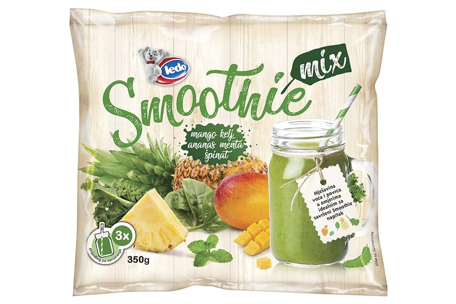 Smoothie mix_zeleni