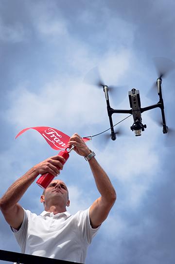 2-Prva kava u Hrvatskoj poslana dronom
