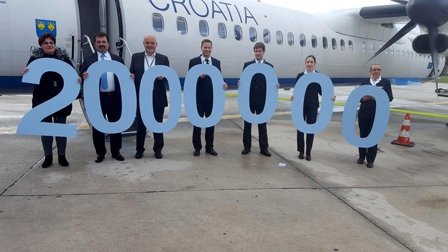 2 milijunti putnik