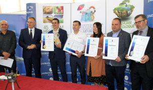 Na Jadranskom sajmu u Budvi dodijeljene nagrade izlagačima EXPO TROPHY 2019