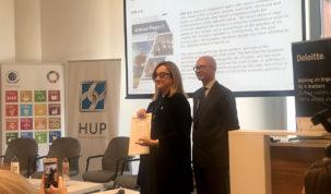 "INA d.d. i HEP d.d. osvojili Deloitteovu nagradu ""Green Frog"""