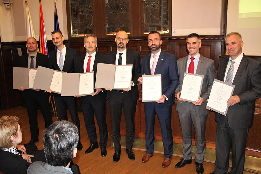 U HGK dodijeljene nagrade Top of the Funds