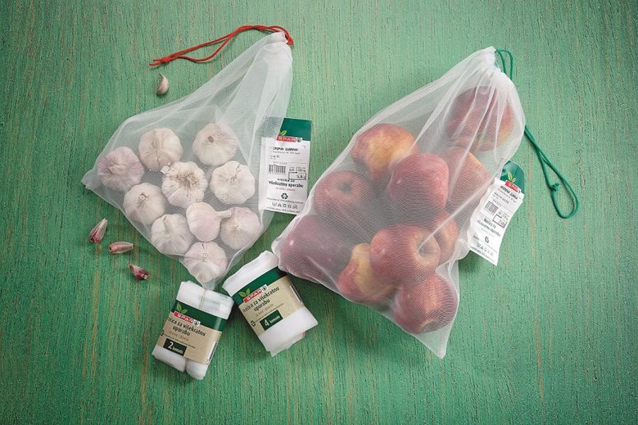 U SPAR i INTERSPAR trgovinama novi izbor ekološki prihvatljivih vrećica