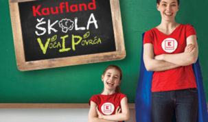 Kaufland treću godinu zaredom organizira natjecanje za donaciju svježeg voća i povrća osnovnoškolcima