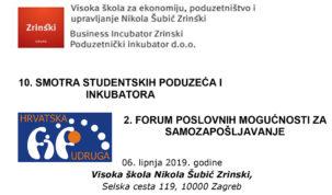 2. Forum poslovnih mogućnosti za samozapošljavanje