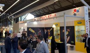 Hrvatske tvrtke na međunarodnom sajmu robnih marki