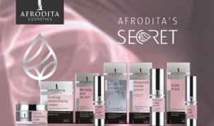 Uz AFRODITA`S SECRET do zadovoljne kože bez obzira na godine