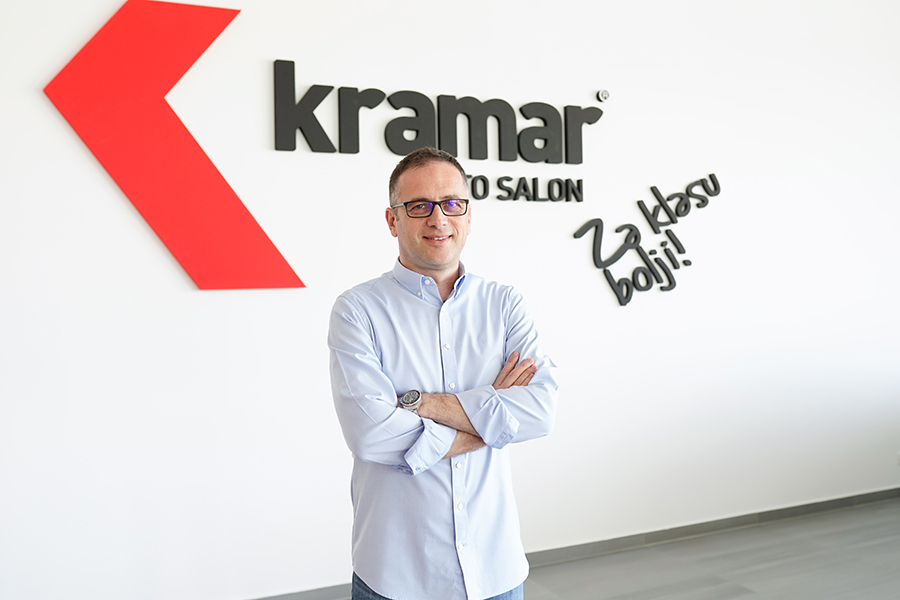 U Zagrebu otvoren Auto salon Kramar