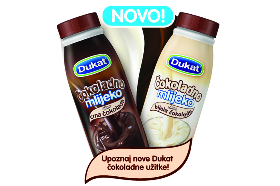 Nova Dukat cokoladna mlijeka