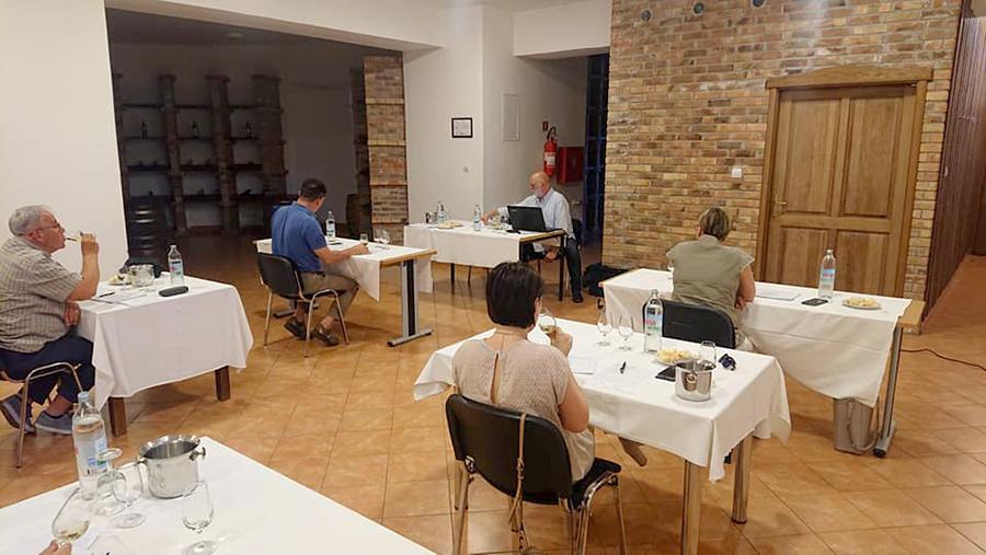 """Rezultati održanog """"Međunarodnog ocjenjivanja vina podunavskih zemalja DAF"""" u Iloku"""