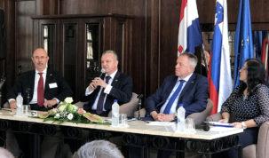 Horvat i Počivalšek: Dobar trend gospodarskih odnosa, slični problemi