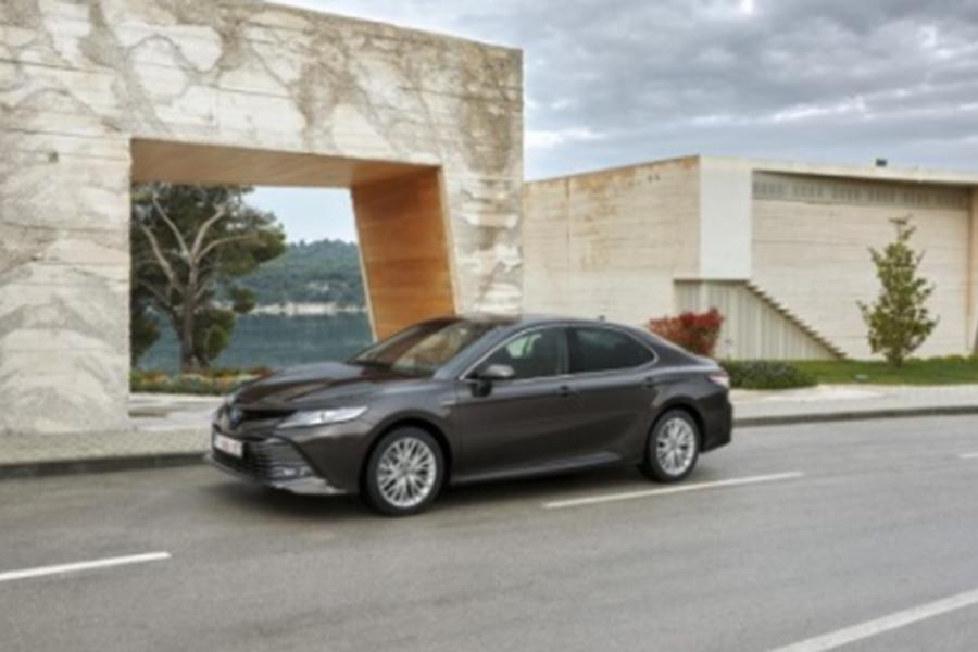 U hrvatske Toyota salone stigla nova Toyota Camry