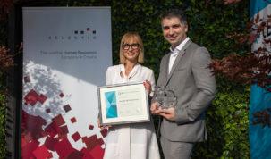 Coca-Cola HBC Hrvatska ponovno u TOP 5 Poslodavaca Partnera