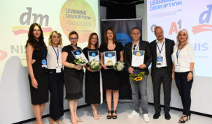 Projekt dm akademija osvojio nagradu Learning Disruption Award