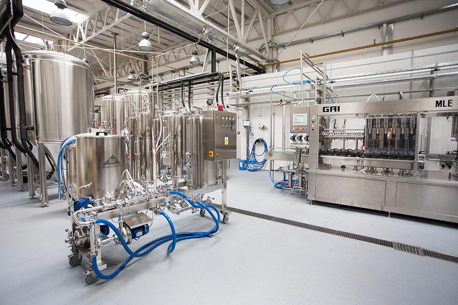 Tvrtka K pivovari nastavlja s ulaganjima u proizvodni pogon Vukovarske mikropivovare